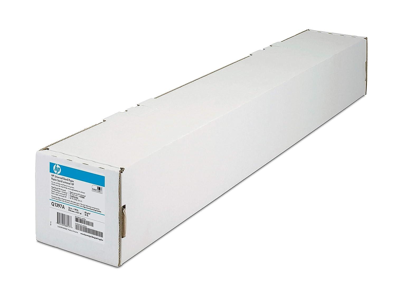 "HP Designjet Large Format Universal Bond 4.2 mil 36/"" x 150 ft White Q1397A"