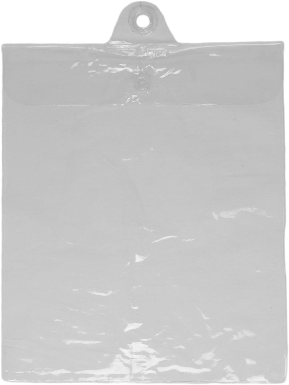 Little Things Mean A Lot Clear Vinyl Garment Bag 17x38