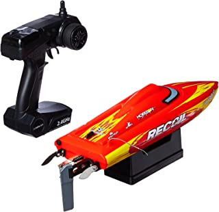 Pro Boat Recoil 17-inch Self-Righting Deep V Brushless: RTR RC Boat