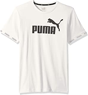 PUMA Amplified Big Logo Tee - Camiseta Hombre