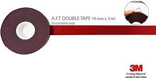 4R Quattroerre.it 1485 Doppelseitiges Klebeband A.F.T, Rolle 19 mm x 5 mt