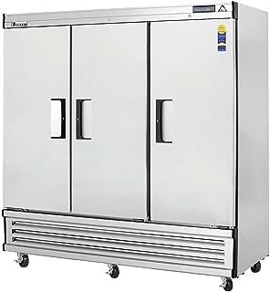 Everest EBF3 Three Door Freezer, 74.75L x 31.5W