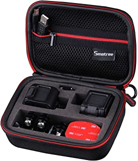 Smatree Funda Dura de Transporte para GoPro Hero 5 Session/Hero Session