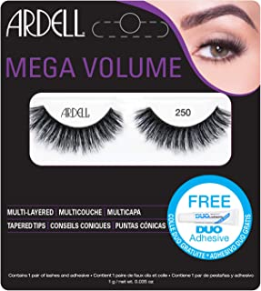 Ardell Mega Volume 250 with Free DUO Glue
