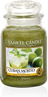 Yankee Candle 2017 Havana Collection CUBAN MOJITO Large Jar Candle - European Exclusive