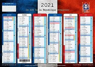 Calendrier Républicain 2021 Amazon.fr : Calendrier républicain