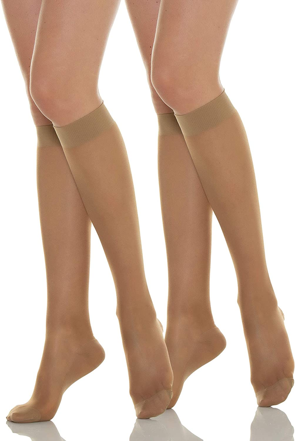 Relaxsan New color Spring new work Basic 850 2 Pairs - moderate Sz.2 support kn Beige