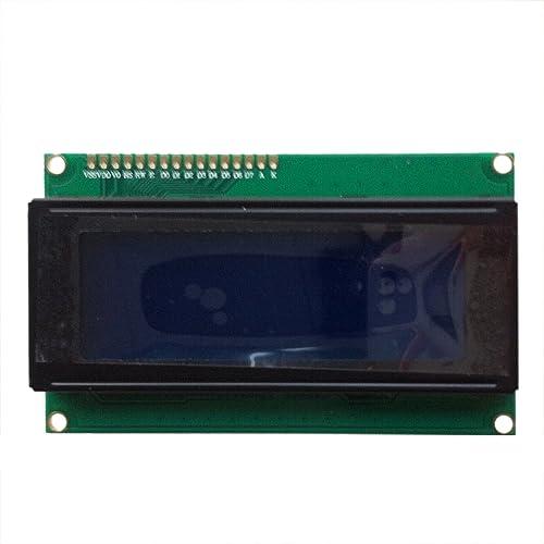 Display BLU 16x2 lcd retroilluminato HD44780 arduino raspberry blue backlight