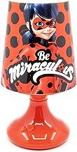 Joy Toy Ladybug 65971 figuren & personages LED mini lampenkap 7x18 cm - werkt op batterijen - in geschenkverpakking