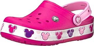 Crocs Kids' Crocband Fun Lab Mickey Light-Up Clog