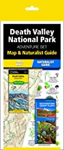Death Valley National Park Adventure Set: Map & Naturalist Guide