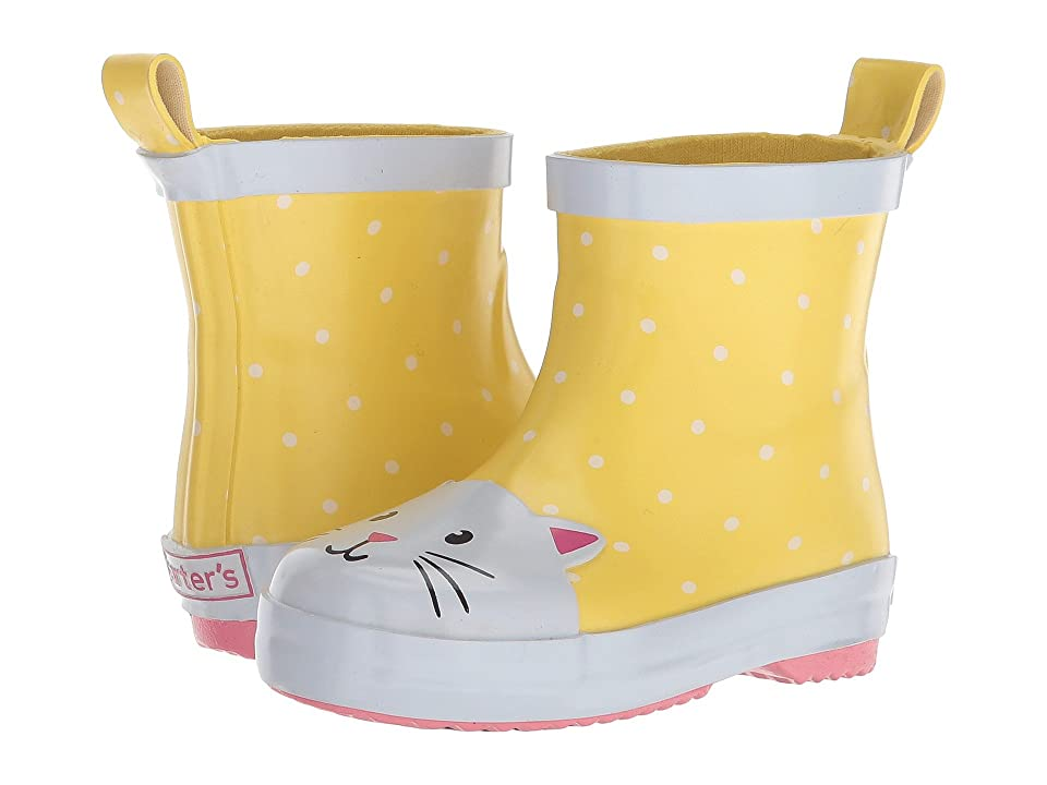 Carters Brylie-R (Toddler/Little Kid) (Yellow) Girl