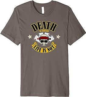 Death Is Certain - Special Forces Premium T-Shirt