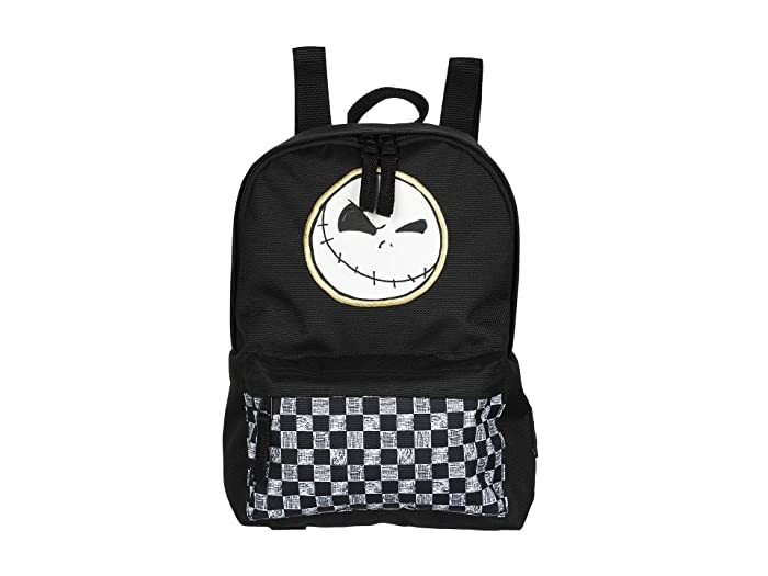 Vans   x The Nightmare Before Christmas Backpack Collection (Disney Jack Check/Nightmare (Mini Backpack)) Backpack Bags