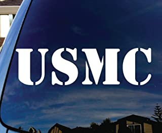 CMI271 USMC United States Marine Corps Car Window Vinyl Decal Sticker 9