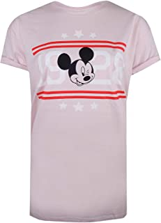 90a354f8f6 Amazon.fr : Mickey - T-shirts, tops et chemisiers / Femme : Vêtements