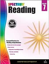 Spectrum Paperback Reading Workbook, Grade 7, Ages 12-13