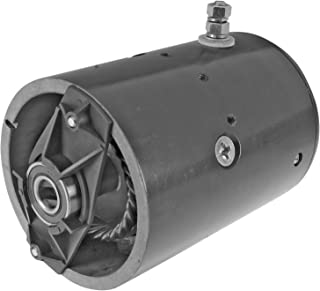 NEW BOSS SNOW PLOW PUMP MOTOR CCW SLOTTED SHAFT MUE6106, MUE7006