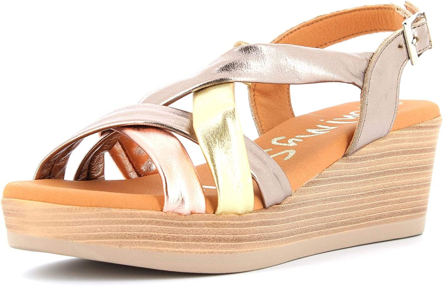 OH  MY SANDALS women's shoes sandals 4238 MULTI