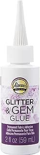 Aleene's Glitter & Gem Glue 2oz