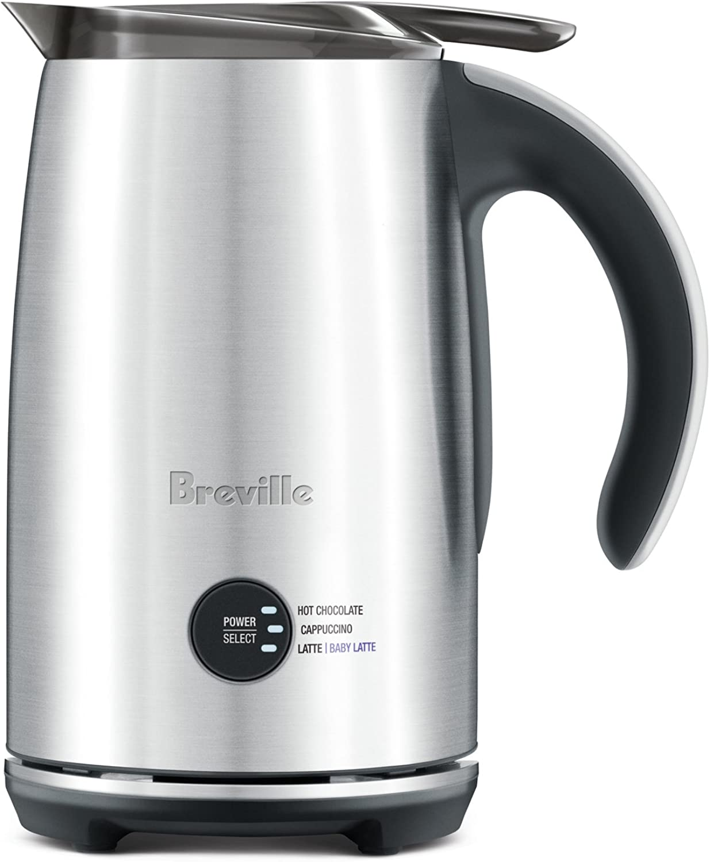 Breville BMF300BSS Milk Fredher, Silver