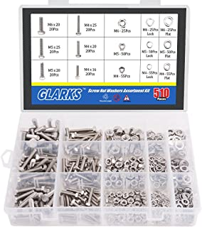 stainless steel nuts and bolts for motorcycles
