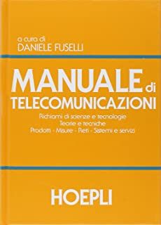Manuale di telecomunicazioni. Per le Scuole superiori (2000)