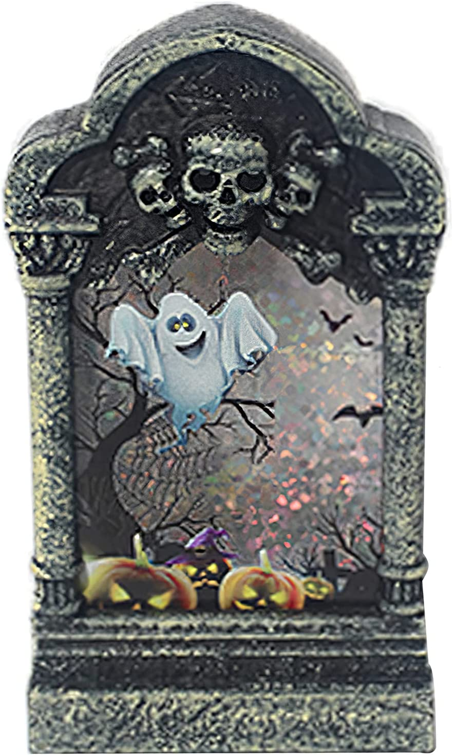 Sale Max 52% OFF special price Halloween Tombstone Light Multipurpose Skull Lamp Head