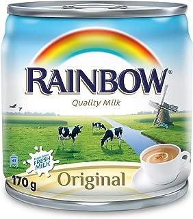 Rainbow Evaporated Milk With Vitamin D, 160 ml