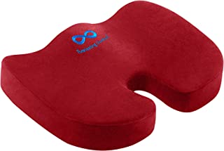 Everlasting Comfort Seat Cushion for Office Chair – Tailbone Pain Relief Cushion..