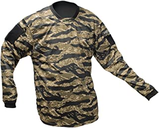 Valken Shirt- V-TAC ECHO Combat Shirt-TIGER STRIPE-XS