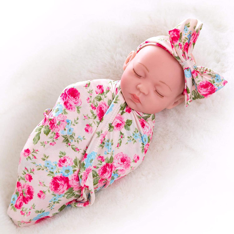 ZITA ELEMENT 10 Inch Newborn with 40% OFF Cheap Sale Baby Regular discount Qui Reborn Doll