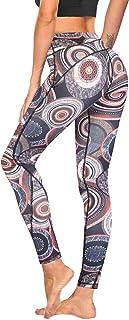 COOrun Womens Yoga Pants High Waist Workout Leggings Running Pants