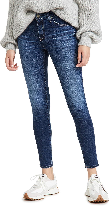 AG Adriano Goldschmied Women's Ankle Super Skinny Leg Jean