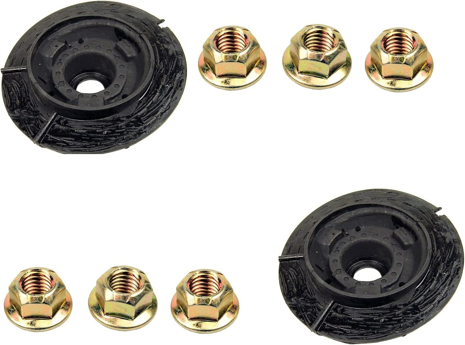 Replacement Front Upper Suspension Max 40% OFF Spring High quality new Coil Set Seat