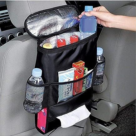 $29 » Benlet Auto Car Back Seat Multi Pockets Storage Organizer Holder Insulation Bag Audio Integration Devices