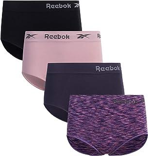 Women's Underwear - Seamless Briefs (4 Pack)