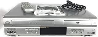 Panasonic PV-D4733S Double Feature DVD/VCR Combination Deck