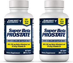 Sponsored Ad - Super Beta Prostate Urologist Recommended Prostate Supplement for Men - Reduce Bathroom Trips Day & Night, ...