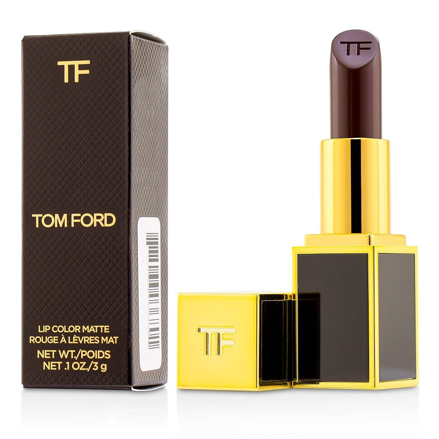 洪水標高額トム フォード Lip Color Matte - # 10 Black Dahlia 3g/0.1oz並行輸入品