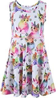 Liliane Girls Unicorn Dresses, Leggings, Hoodies