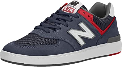 Amazon.com   New Balance AM574 Footwear   Fashion Sneakers
