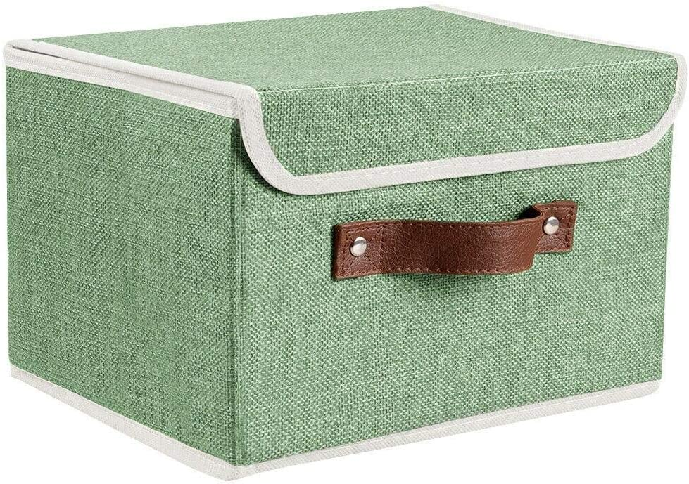 Collapsible Foldable trend Limited time for free shipping rank Cloth Fabric Cube Bins Baskets for Storage