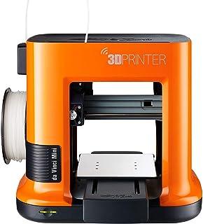 XYZ Printing 3D Printer Da Vinci Mini 1.0W with FDM Technology, 3D printer Wireless Connectivity
