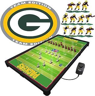 لعبة كرة القدم الكهربائية الفاخرة من جرين باي باكرز NFL