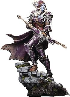 Blizzard World of Warcraft: Sylvanas Windrunner Toy Figure Statues