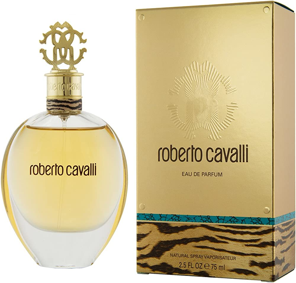 Roberto cavalli, roberto cavalli eau de parfum per donna,75 ml 67133-M100241