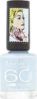 Rimmel London 60 Seconds Nail Polish By Rita Ora, Pillow Talk