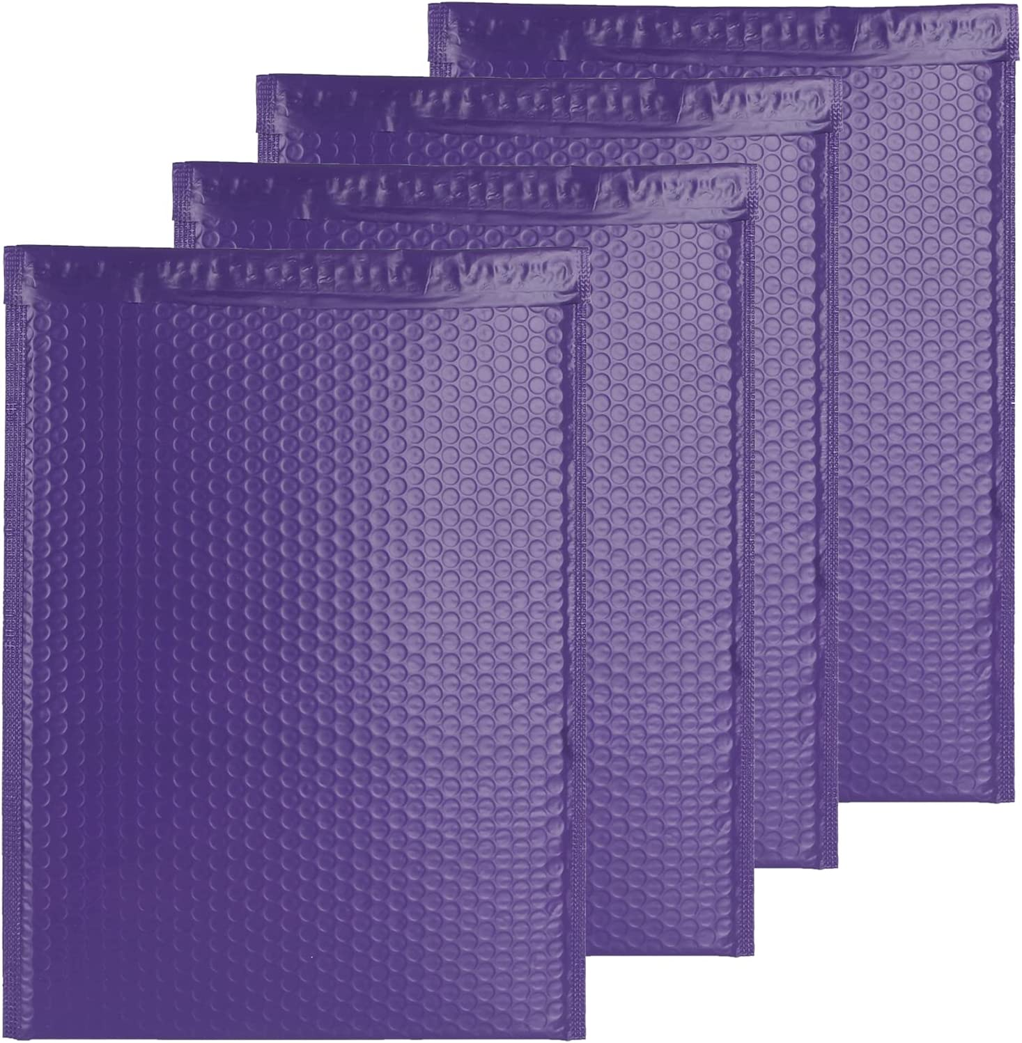 LISHINE 30 Pack Purple Poly Bubble Mailers Gifts 16 Enve x Padded 10.5 latest