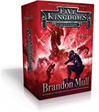 Five Kingdoms Collection Books 1-3: Sky Raiders; Rogue Knight; Crystal Keepers